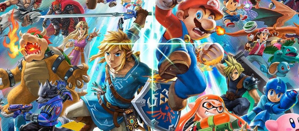 Review: Super Smash Bros. Ultimate - a real gaming celebration