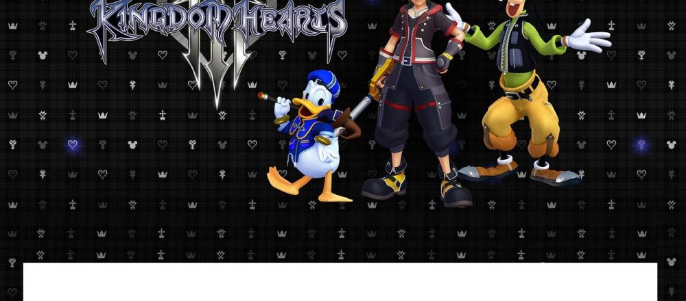 Review: Kingdom Hearts 3 - Sura Darkness, Away Black