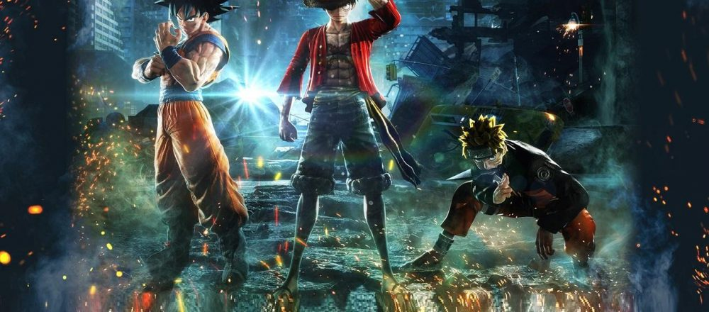 Review: Jump Force - This is not how you celebrate your 50th birthday