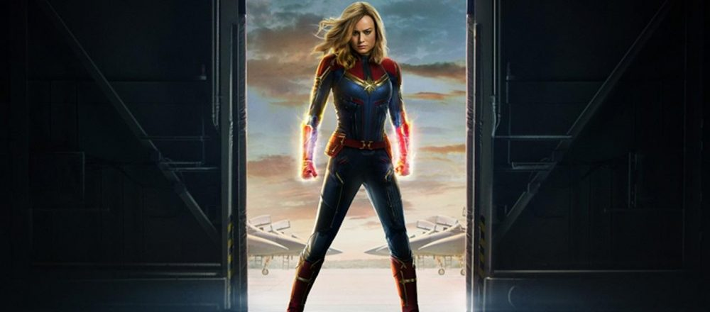 Review: Captain Marvel - Thanos, behind you