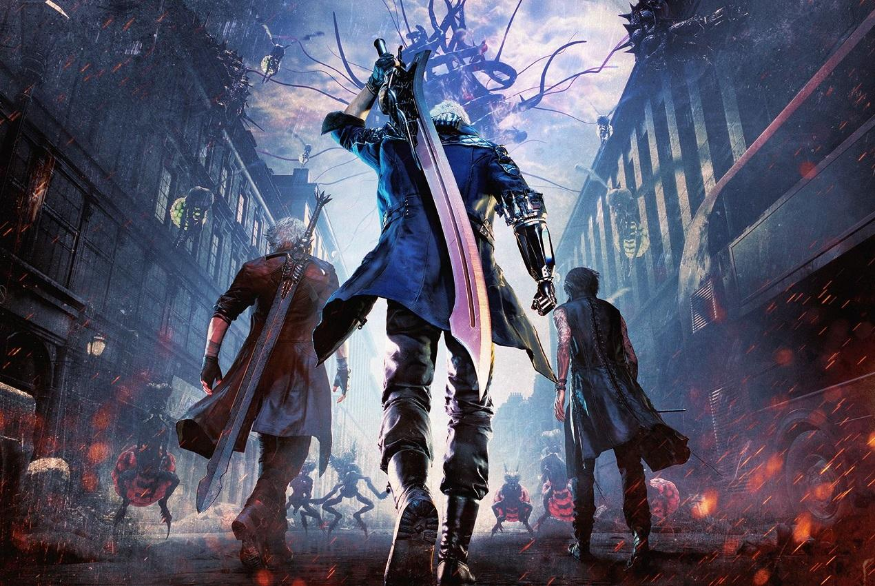 Review: Devil May Cry 5 - Capcom's Jackpot